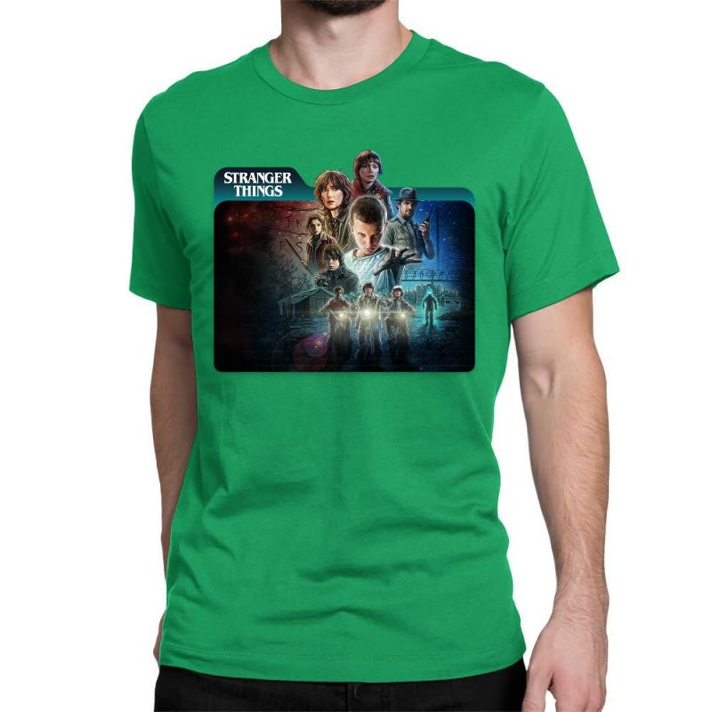 Stranger Things 01 Classic T-shirt | Artistshot