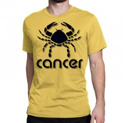 cancer Classic T-shirt | Artistshot