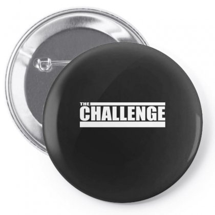 Mtv The Challenge Pin-back Button Designed By Teeshop