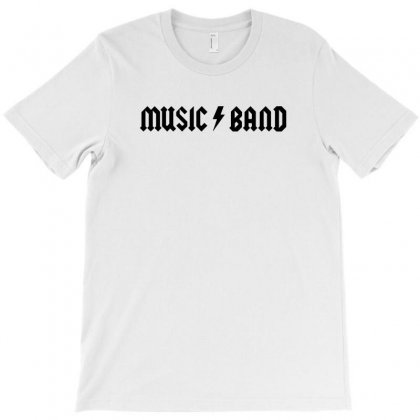 Music Band T-shirt Designed By Teeshop