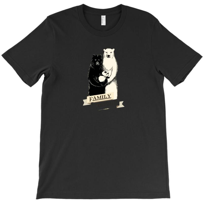 Family Portrait T-shirt | Artistshot