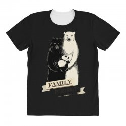 family portrait All Over Women's T-shirt | Artistshot