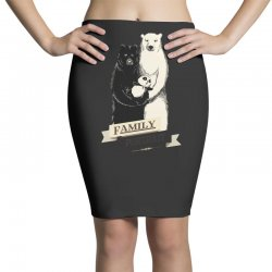 family portrait Pencil Skirts | Artistshot