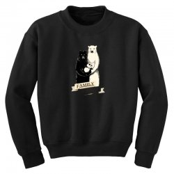 family portrait Youth Sweatshirt | Artistshot