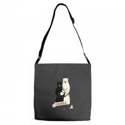 family portrait Adjustable Strap Totes | Artistshot