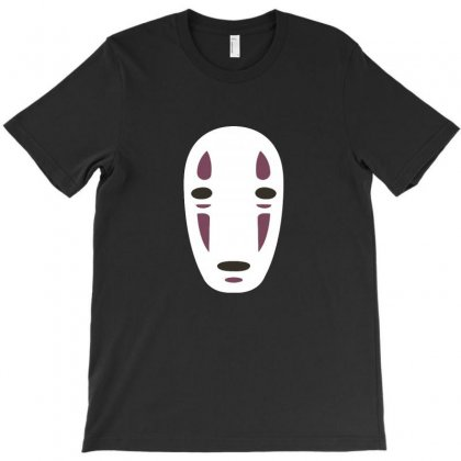 No Face Spirited Away T-shirt Designed By Teeshop