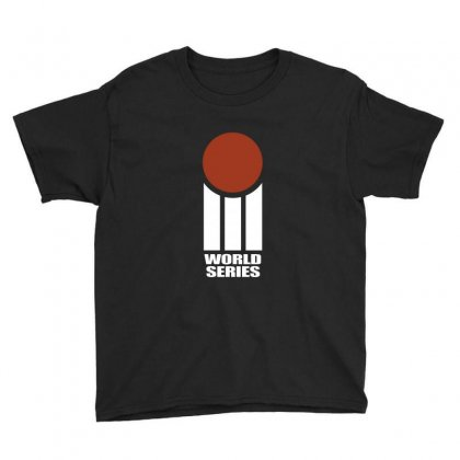 Cricket World Series Youth Tee Designed By Blqs Apparel