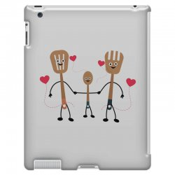 family funny iPad 3 and 4 Case | Artistshot