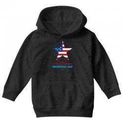 we will never forget memorial day Youth Hoodie | Artistshot