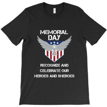 Memorial Day T-shirt Designed By Wizarts