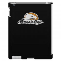 the screaming eagle iPad 3 and 4 Case | Artistshot
