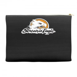 the screaming eagle Accessory Pouches | Artistshot