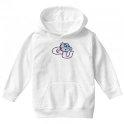 gonzaga university bulldogs Youth Hoodie | Artistshot