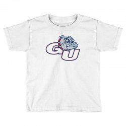 gonzaga university bulldogs Toddler T-shirt | Artistshot
