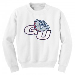 gonzaga university bulldogs Youth Sweatshirt | Artistshot
