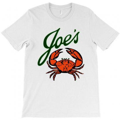 Joe's Stone Crab T-shirt Designed By Dxart77
