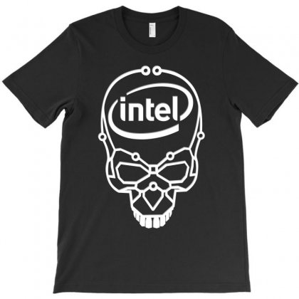Cool Graphic Skull T-shirt Designed By Dxart77