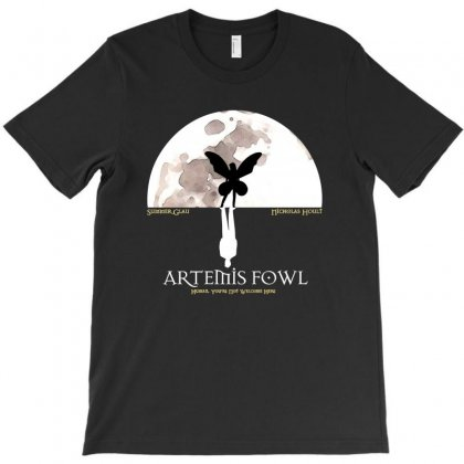 Artemis Fowl T-shirt Designed By Dxart77