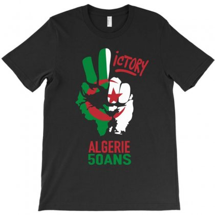 Algerie Victory T-shirt Designed By Dxart77