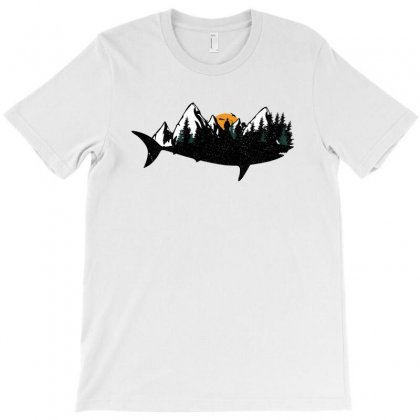 Shark Adventure T-shirt Designed By Sengul