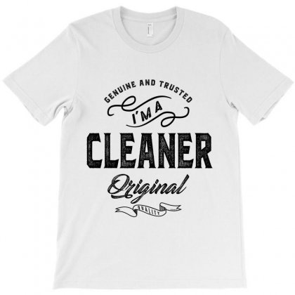 Cleaner T-shirt Designed By Ale Ceconello