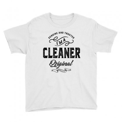 Cleaner Youth Tee Designed By Ale Ceconello