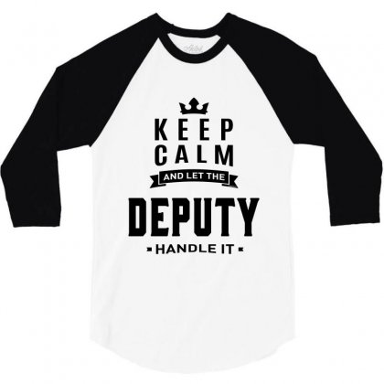 Deputy 3/4 Sleeve Shirt Designed By Ale Ceconello