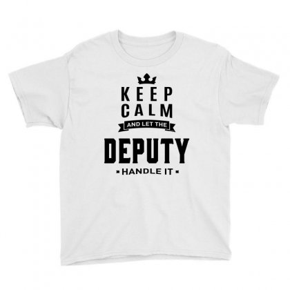Deputy Youth Tee Designed By Ale Ceconello