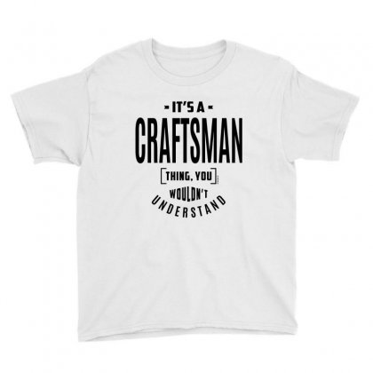 Craftsman Youth Tee Designed By Ale Ceconello