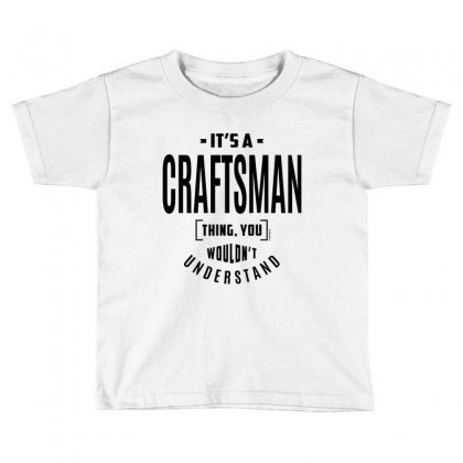 Craftsman Toddler T-shirt Designed By Ale Ceconello