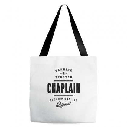 Chaplain Tote Bags Designed By Ale C. Lopez
