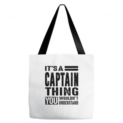 Captain Tote Bags Designed By Ale C. Lopez