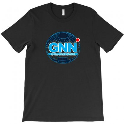 News Channel V T-shirt Designed By Ik1n