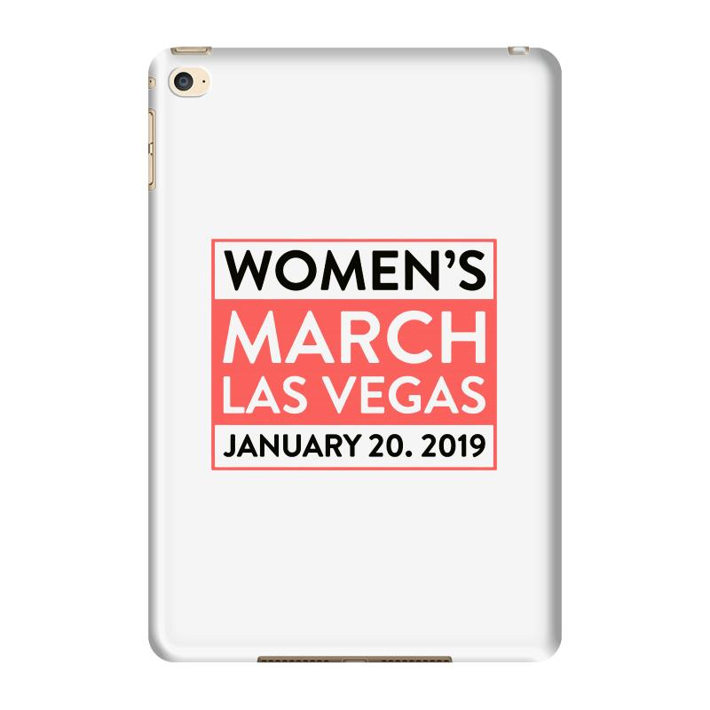 Custom Las Vegas Nevada Women s March January 20 Ipad Mini 4 Case By ... 407bf5c468