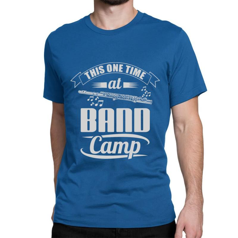 This One Time At Band Camp Classic T-shirt   Artistshot