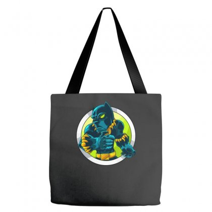 Black Panther New Tote Bags Designed By Z4k1
