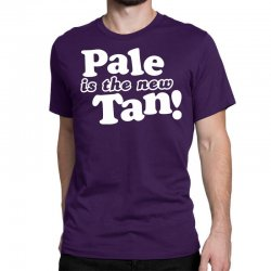 pale is the new tan! Classic T-shirt | Artistshot