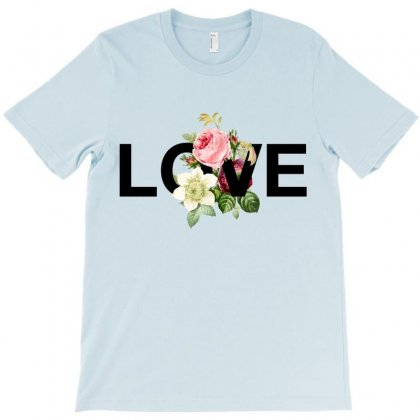 Love For Light T-shirt Designed By Nurbetulk