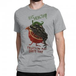 eat fruits Classic T-shirt | Artistshot