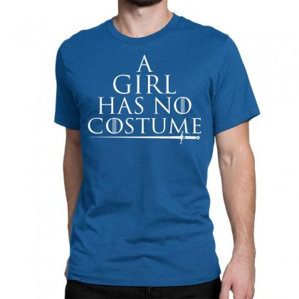 A Girl Has No Costume Classic T-shirt Designed By Vr46