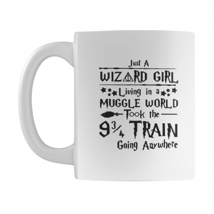 7e714566 just a wizard girl living in a muggle world took t ... BLQS Apparel