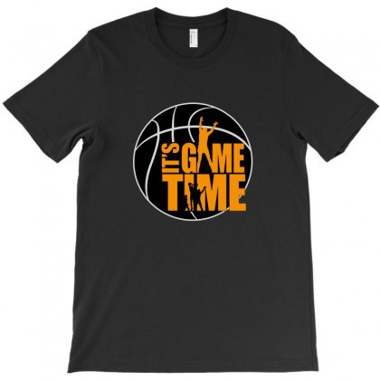 It's Game Time T-shirt Designed By Tee Shop