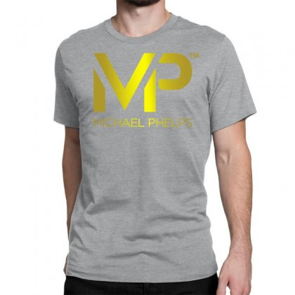 Michael Phelps Classic T-shirt Designed By Vr46