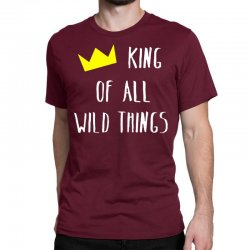 king of all wild things Classic T-shirt | Artistshot