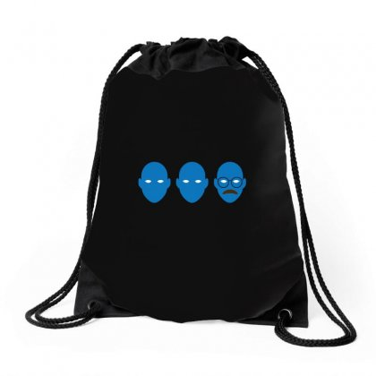 Bluth Man Group Drawstring Bags Designed By M0ch