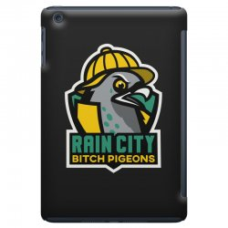 rain city bitch pigeons iPad Mini Case | Artistshot