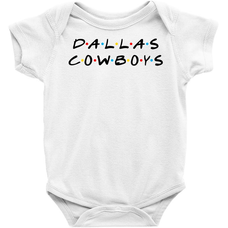 Custom Dallas Cowboys Baby Bodysuit By Toweroflandrose Artistshot