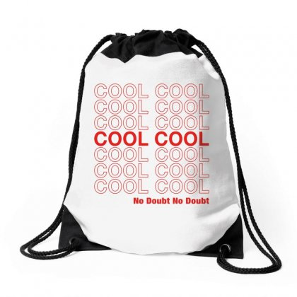 Cool Cool No Doubt No Doubt Drawstring Bags Designed By Toweroflandrose
