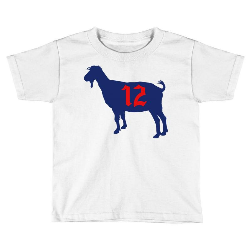 Custom Tom Brady Toddler T-shirt By Sengul - Artistshot c51015ead