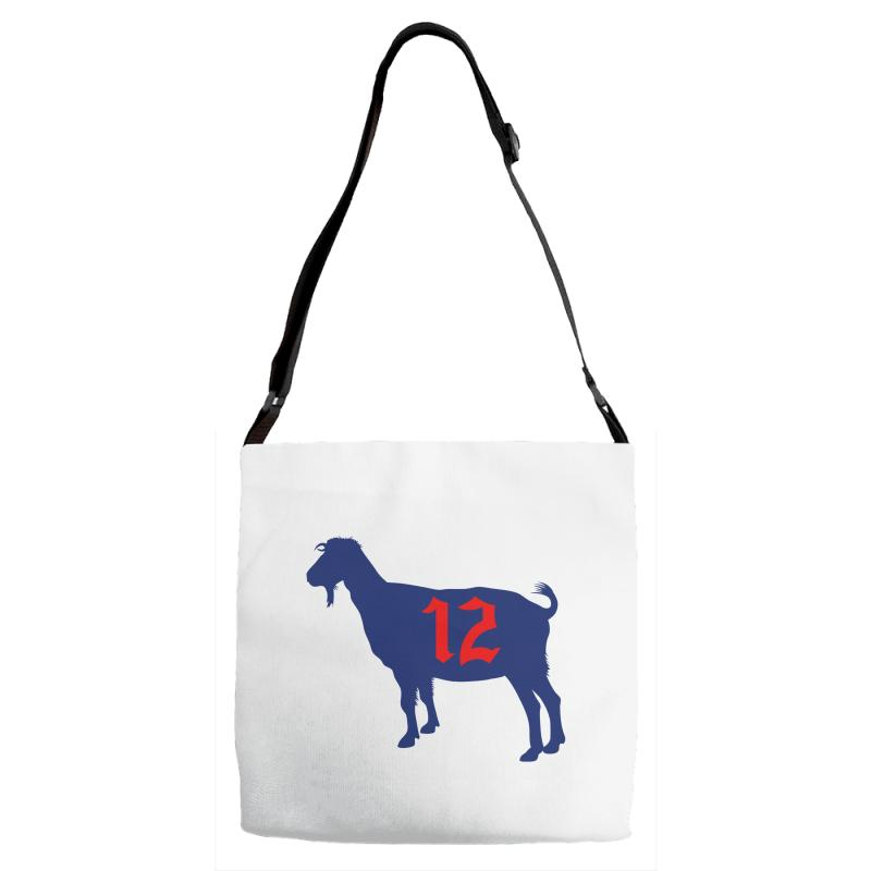 0ff7837beaa9 Custom Tom Brady Adjustable Strap Totes By Sengul - Artistshot
